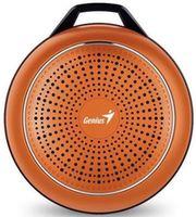 Колонка портативная Bluetooth Genius SP-906BT PLUS, R2, Orange