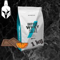 Изолят сывороточного белка - Impact Whey Isolate - Шоколад и апельсин   - 1 KG
