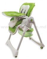 Baby Mix YB-602A Стульчик для кормления  зеленый