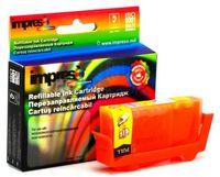 Impreso IMP-DS-CC426Y  Yellow Refillable Canon