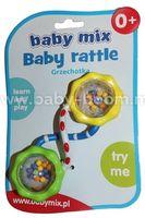 "Baby Mix KP-0587 Погремушка ""Шарики"""