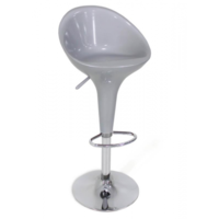 Барное кресло DP BJ-01, Silver