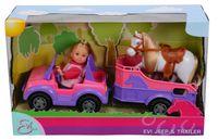Simba Evi Horse Trailer (7460)