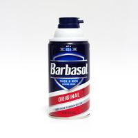 Пенящийся крем для бритья Barbasol Original 283gr.