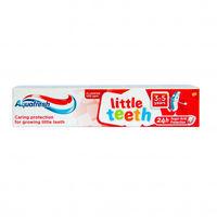 Aquafresh зубная паста для малышей little teeth, 3 - 5 лет, 50 мл