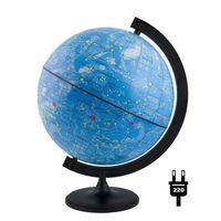 Глобус Звездного небо D32см RU с подвесткой