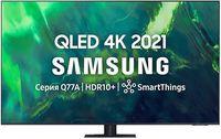 TV QLED Samsung QE55Q77AAUXUA