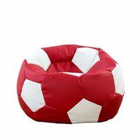 купить Кресло мешок Футбольный Мяч Big Star white/белый в Кишинёве