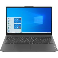 "Lenovo IdeaPad IP 5 15ITL05 Platinum Grey 15.6"" IPS FHD 300 nits (Intel Core i5-1135G7 4xCore 2.4-4.2GHz, 8GB (on board) DDR4 RAM, 256GB M.2 2242 NVMe SSD, Intel Iris Xe Graphics, w/o DVD, WiFi-AC/BT, 3cell, HD Webcam, RUS, No OS, 1.66kg)"