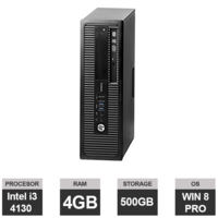 Настольный компьютер HP Compaq Pro 6300 (134880) (i5-3570 | 4GB | 250GB | Tower  | Windows 7 Pro)