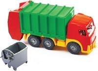 Машина Акрос мусорвоз (DS) 0565 (57*20*25)
