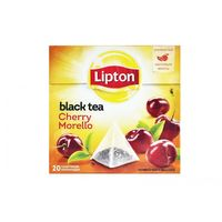 Lipton Nirvana Cherry Morello, 20 пак.