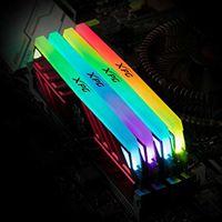 8GB DDR4-3000MHz  ADATA XPG Spectrix D41 RGB, PC24000, CL16-18-18, 1.35V, Red Heatsink