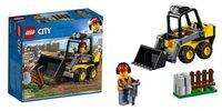 """LEGO City  """"Încărcătoare pentru construcții"""", art. 60219"""