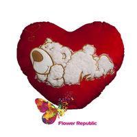 """купить Подушка в форме сердца """"Влюбленный"""" в Кишинёве"""