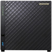 ASUSTOR 4-bay AS1004T, черный