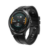 Smart Watch S20 (Hs6620D), Black