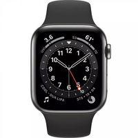 Apple Watch 6 44mm (M09H3), Graphite / Black