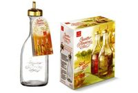 Набор бутылок для масла и уксуса Q.S.Assisi 2шт, 0.5ml