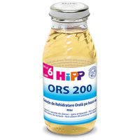 Hipp ORS200 отвар яблочнои -рисовый,4 мес. 200мл