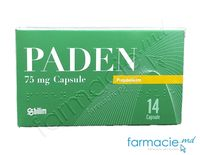 Paden caps. 75 mg N14