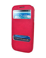 S View Cover Galaxy S3 mini, Red