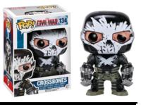 POP! Vinyl Captain America 3 - Crossbones UM