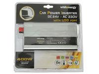 Инвертор напряжение whitenergy MMTA167004 24 220в