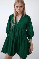 Rochie ZARA Verde 8659/201/501