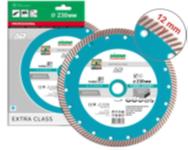 купить Алмазный отрезной диск Distar Turbo 230*2.6*12*22.225 Expert в Кишинёве