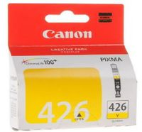 Ink Cartridge Canon CLI-426Y, yellow