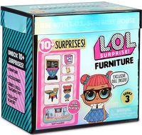 L.O.L Surprise Игровой набор с куклой Класс Умницы
