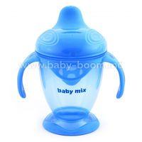 Baby Mix  RA-C1-1711 Поильник голубой