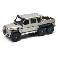 Welly 1:24 MERCEDES-BENZ G63 AMG 6X6