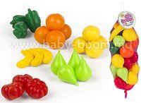 Color Baby 43293 Набор фруктов и овощей