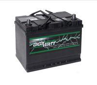 Аккумулятор Gigawatt 70Ah S3 008