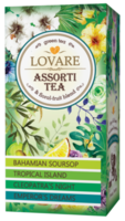 Lovare Green Assorty 24p