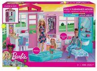 Casă portabilă Barbie, cod FXG54