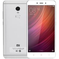 Smartphone Xiaomi RedMi Note 4 Silver