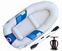 "Лодка надувная""Hydro-Force Raft ""Set 269х142х46 см"