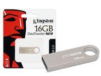cumpără Kingston DataTraveler SE9 16GB Metal casing, Compact and lightweight, (Read 18 MByte/s, Write 10 MByte/s) în Chișinău