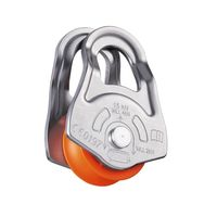Блок-ролик Petzl Oscillante, yellow/gray, P02A