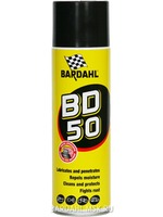 Очиститель BARDAHL BD 50  0.500мл (WD)