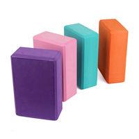 Кирпич для йоги и фитнеса Sanxing йога-блок 7*15*23 см, YOG-022