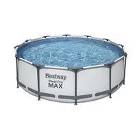Bestway Бассейн метал каркас Steel Pro Max, 366x100 см