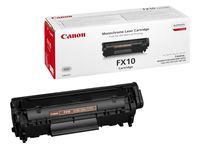 Laser Cartridge Canon FX-10, black, (HP Q2612A)