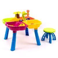Kinder Way Столик для песка, с лодочкой и стулом