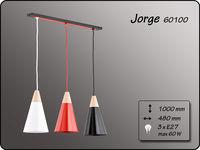 60100 Подвес Jorge 3л