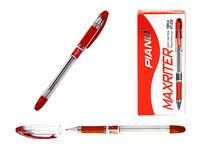 Ручка гелевая PT-335 soft ink, красная