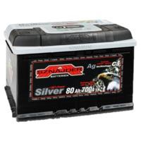 Аккумулятор SNAIDER 80 Ah Silver